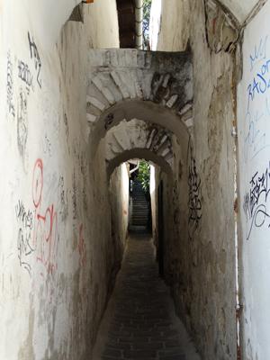 Stairway to langos heaven