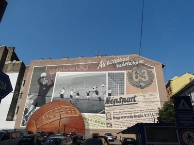 Street art - Budapest