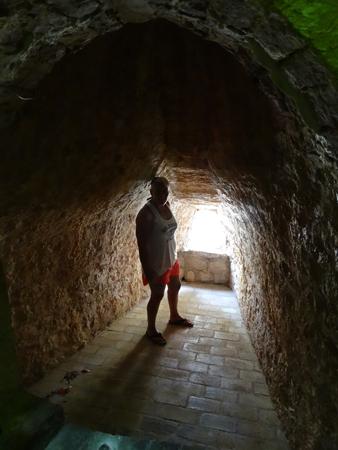 Prison cell in Hvar fortress