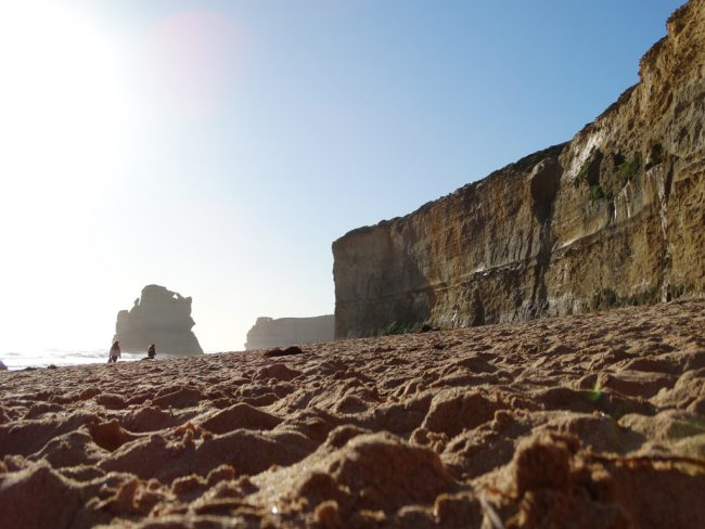The Twelve Apostles from another perspective - Great Ocean Road, Victoria