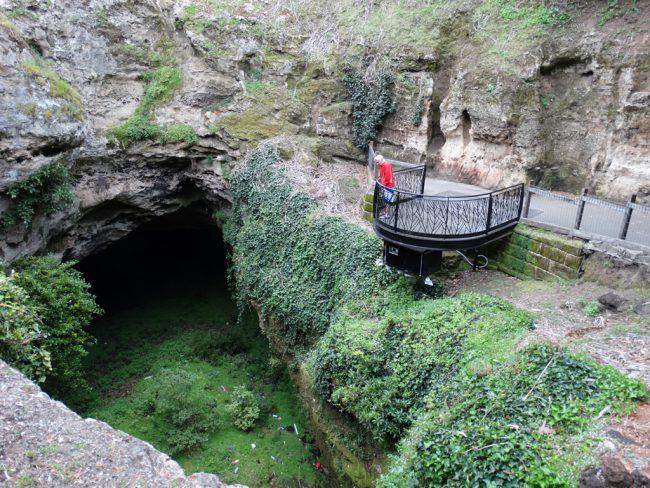 Cave Gardens - Mt Gambier