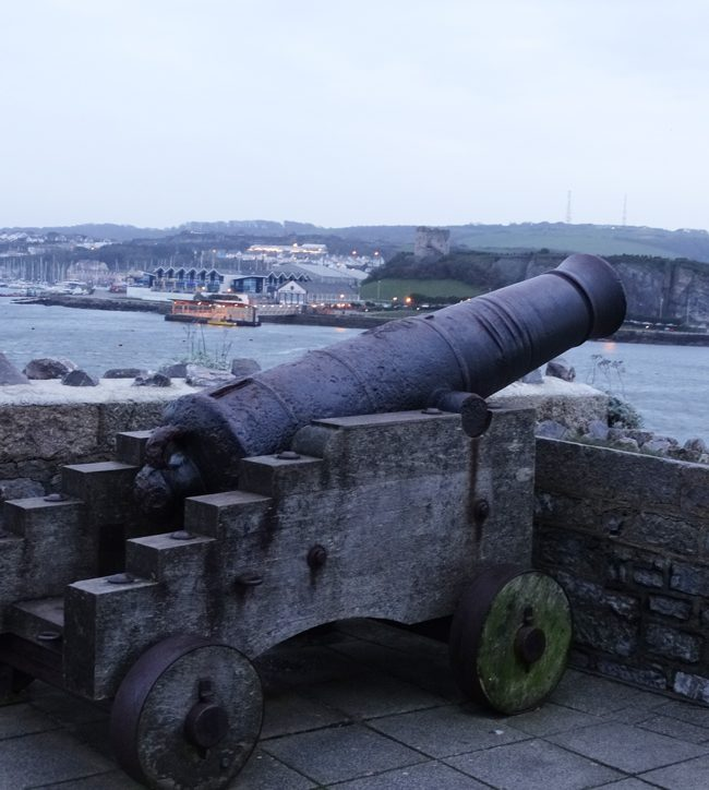 Defences in Plymouth