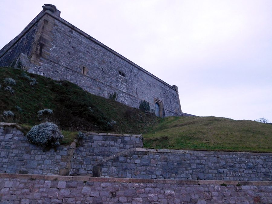 Royal Citadel - Plymouth