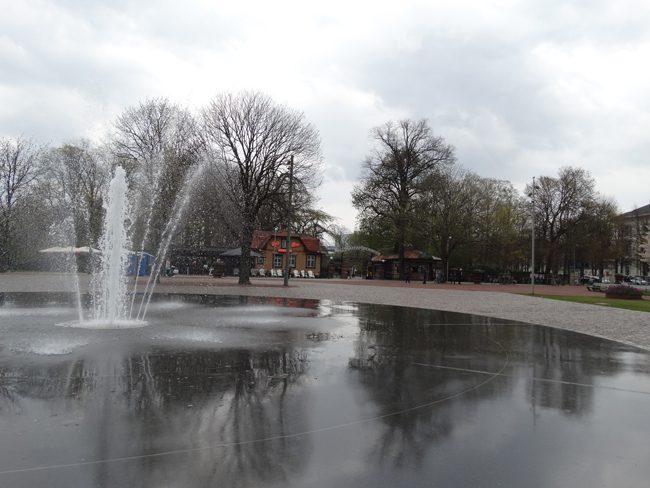 Baltespannarparken