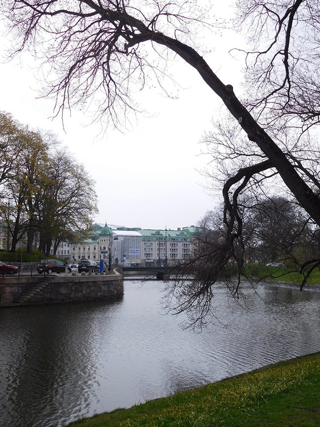Views from the Kungsparken