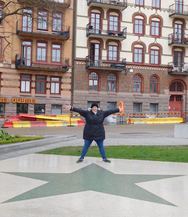 Found my spot in Goteburg - BecStar!