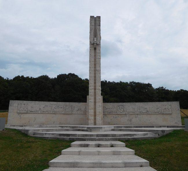 Sacred Road Memorial.