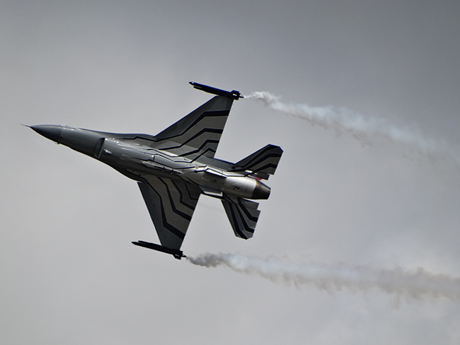 Belgian Air Component F-16AM