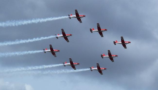 Spanish Air Force Patrulla Aguila