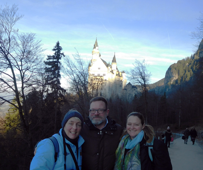 Our friendly guide from Pure Bavaria Tours, Gunnar!